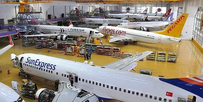 Dünyanın uçağına 'THY Teknik' bakıyor