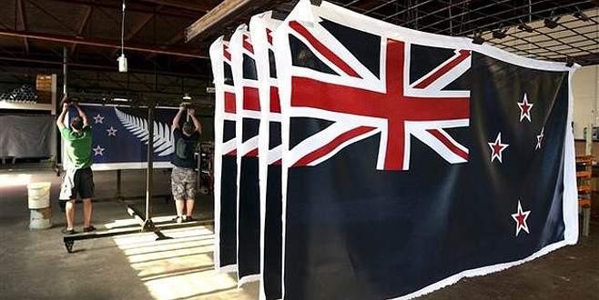 Yeni Zelanda'da bayrak referandumundan 'hayır' çıktı