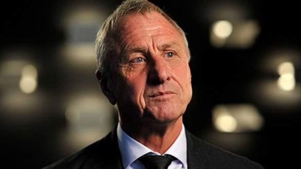 Futbol efsanesi Cruyff yaşamını yitirdi