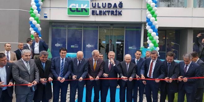 CLK Uludağ Elektrik'te görkemli açılış