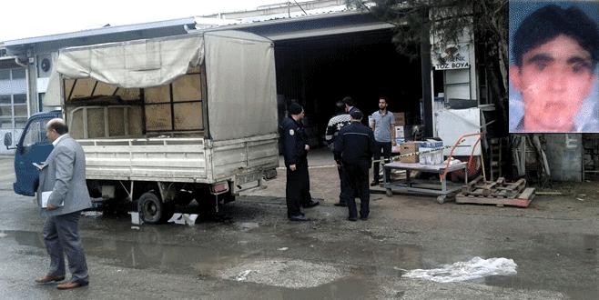 Bursa'da silahlı saldırı! Bir kişi hayatını kaybetti