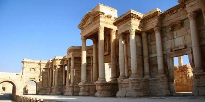 ABD'nin Palmira çelişkisi