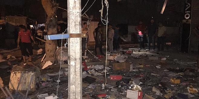 Stadyumda intihar saldırısı: 25 ölü, 30 yaralı