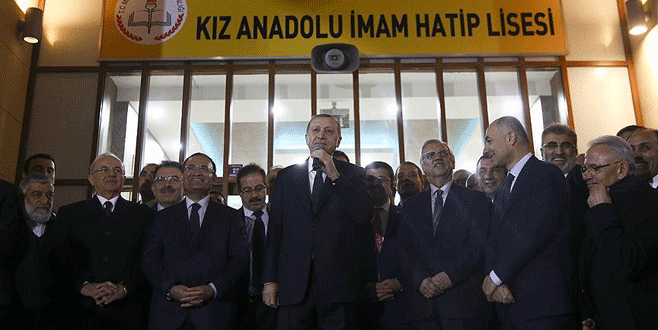 Erdoğan: 'Bir neslin on yılını çaldılar'