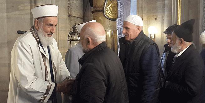 Vaiz Polat: 'Atom bombası ile barış gelir'