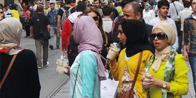 Turizmcilerin yeni gözdesi İranlılar