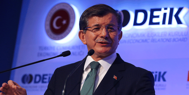 Davutoğlu'ndan 'yeni anayasa' açıklaması
