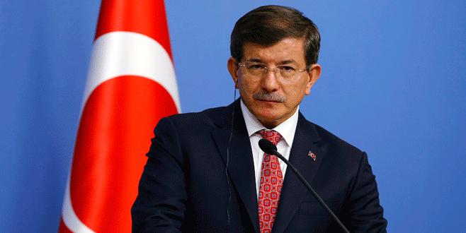 Davutoğlu: Vahşet bölgenin istikrarına saldırıyor