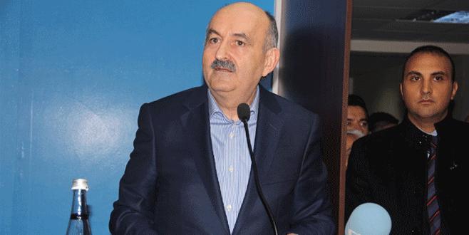 Müezzinoğlu 'yeni anayasa referandumu' için tarih verdi