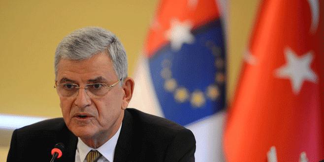 BM Genel Kurul Başkanı Volkan Bozkır oldu…