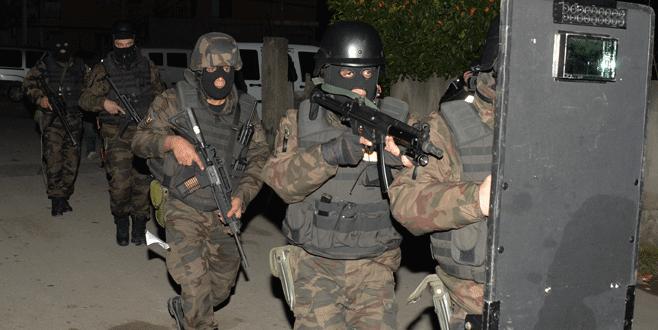 Özel eğitimli 6 IŞİD üyesi yakalandı
