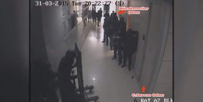 Savcı Kiraz operasyonun görüntüleri ortaya çıktı