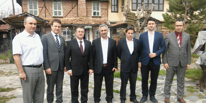 İstanbul Halk Ekmek'ten BESAŞ'a ziyaret