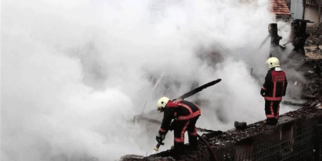 Yangın faciası: 3 kişi öldü