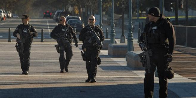 ABD Kongresi'nde silah sesleri yükseldi