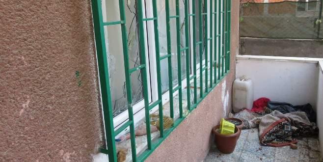 Beratcan'ın ailesinin evine saldırı