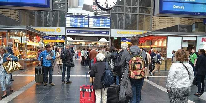 Almanya'daki trenlerde yeni güvenlik konsepti
