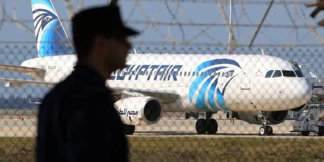 Yolcu uçağını kaçıran hava korsanı yakalandı