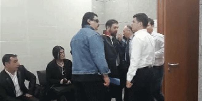 İrlandalı boksör kavga ettiği esnafla adliyede göz göze geldi