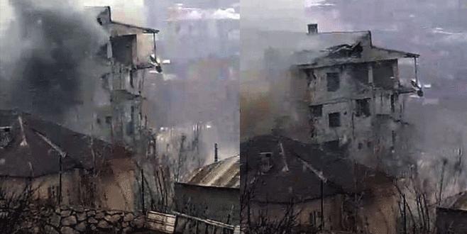 PKK'nın keskin nişancıları vuruldu