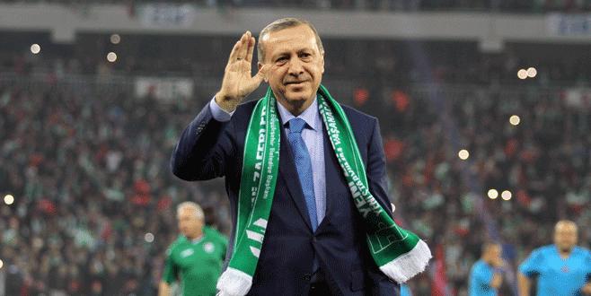 Cumhurbaşkanı, referandum startını Bursa'dan mı verecek?