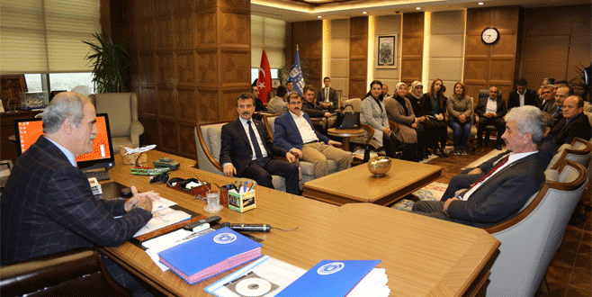Uçak fabrikası Yenişehir'e kurulacak