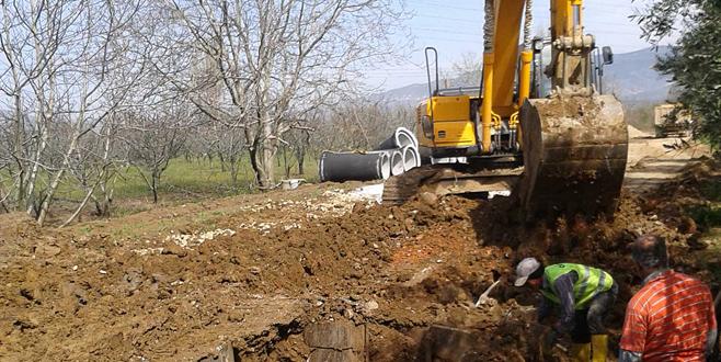 Yeniköy bölgesi de arıtmaya ekleniyor