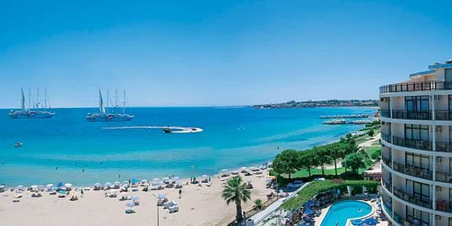 'Otellerde doluluk oranı yüzde 50'nin altında'
