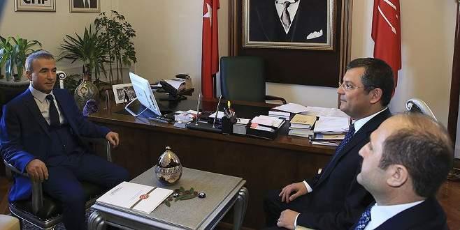 AK Parti'den CHP'ye 'dokunulmazlık' ziyareti