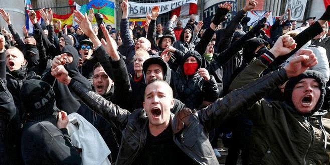 İslamcı karşıtı gösteri yasaklandı