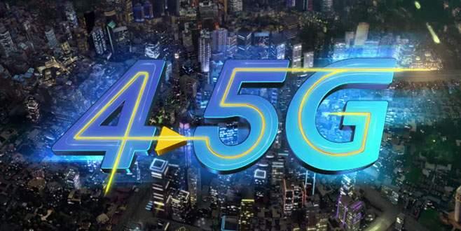4.5G dönemi başladı!