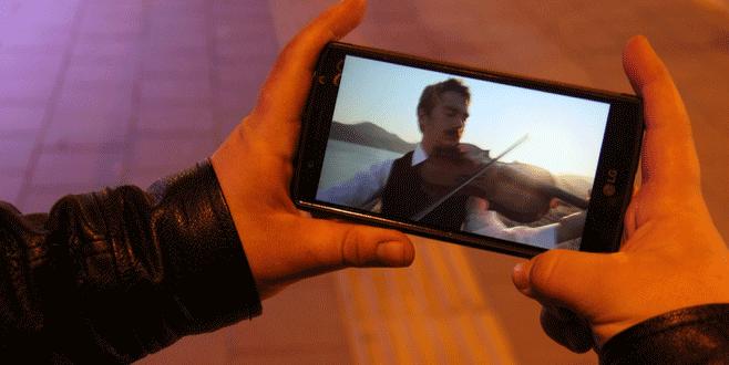 Bursalılar 4,5G'yi test etti