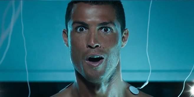 İşte Ronaldo'nun o reklamdan aldığı para