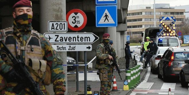 Brüksel havalanında hala 50 IŞİD sempatizanı çalışıyor