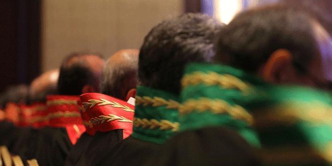 54 hakim ve savcı için flaş talep