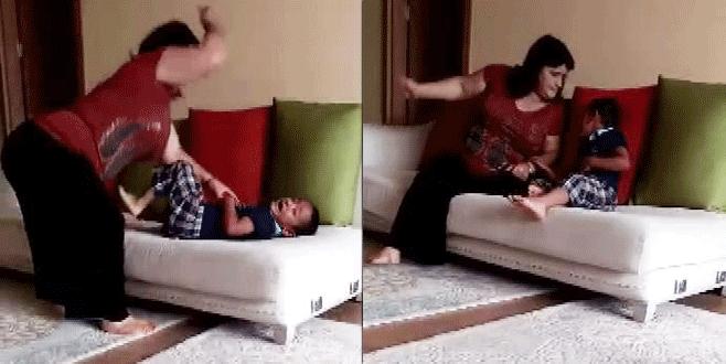 Dayakçı anneye teşhis konuldu