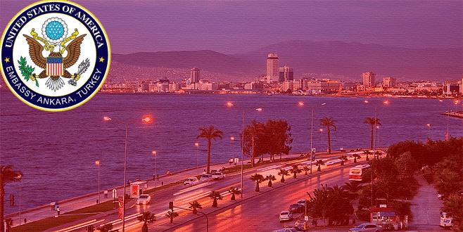 ABD Büyükelçiliği uyardı: Türkiye'deki bu 19 şehre gitmeyin