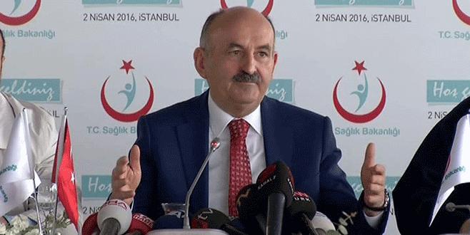 Sağlık Bakanı yeni sigara düzenlemesini anlattı