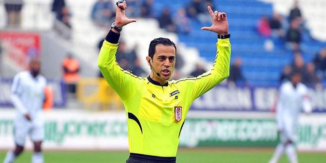 İlk kez Bursaspor maçında