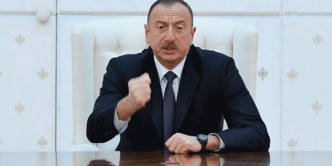 Aliyev: 'Zafer kazandık'