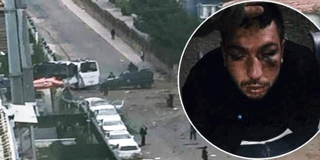 Diyarbakır bombacısının kan donduran itirafları