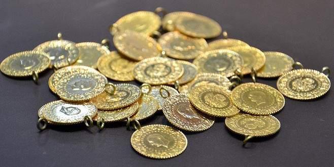 Gram altının fiyatı 111 liranın altında
