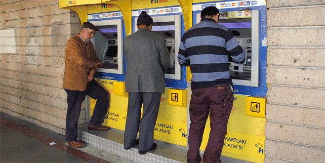 PTT ATM'lerinde büyük tuzak