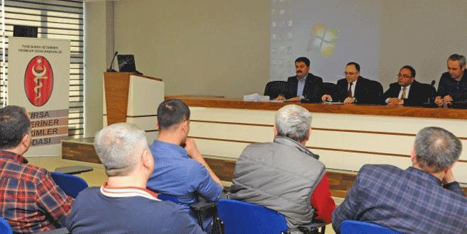 Şap hastalığına karşı Bursa'da aşı hazırlığı