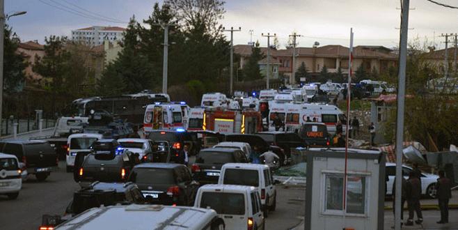 Diyarbakır'daki terör saldırısında 4 tutuklama