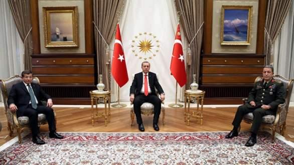 Beştepe'deki güvenlik toplantısı yapıldı