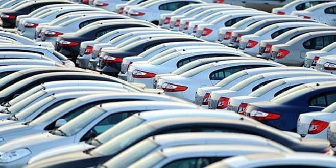 Otomotiv pazarı ilk çeyrekte daraldı