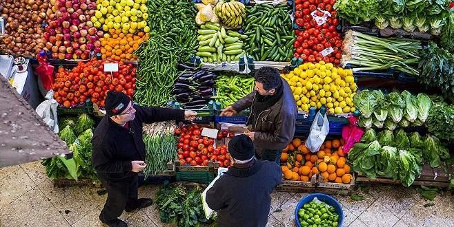 Gıda fiyatlarının 'ateşi düştü'