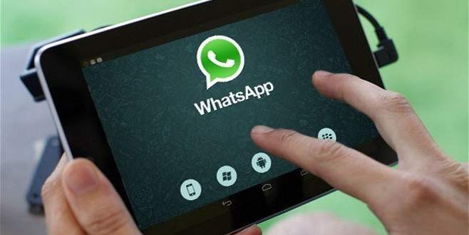 WhatsApp'ta şifreli dönem