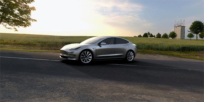 'Model 3' üç günde 280 bin sipariş aldı, fiyatı ise…